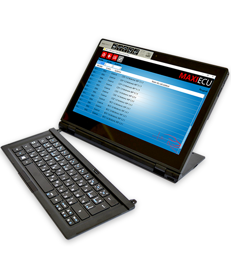 MaxiEcu logiciel