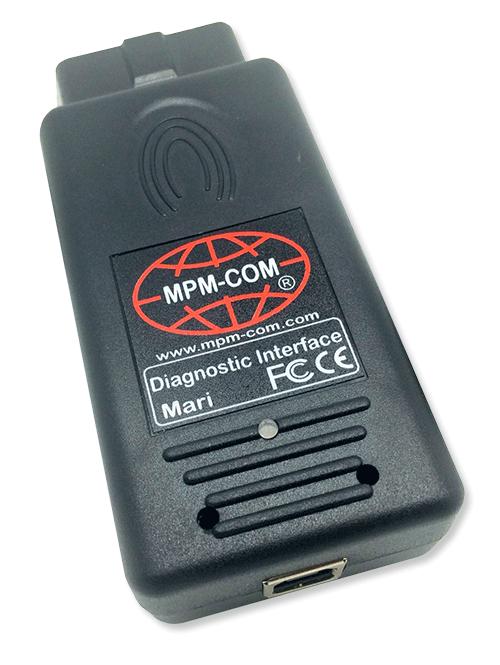 Interface de diagnostic MPM-COM